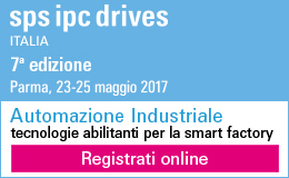 SPS 2017 - Know how 4.0 - Il futuro dell'industria digitale e intelligente - Parma, 23-25 maggio 2017 01